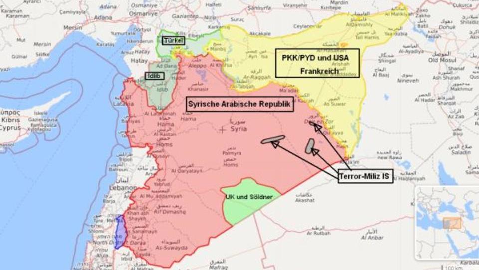 Syrien: Ist die Terror-Miliz IS wirklich am Ende?