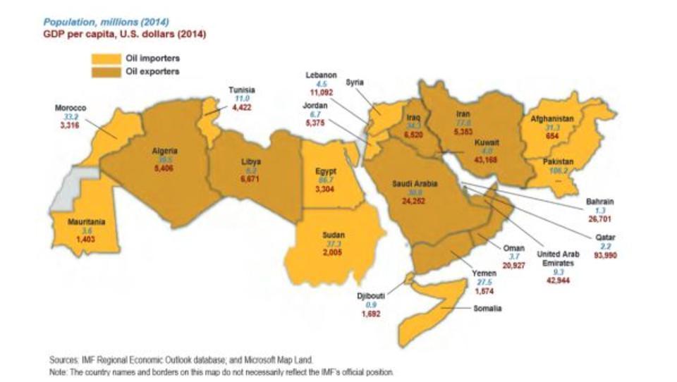 Ölpreis-Schock: Saudi-Arabien in ernsten Zahlungs-Schwierigkeiten