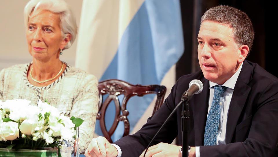 Das Kreditprogramm des IWF steht in Argentinien vor dem Scheitern