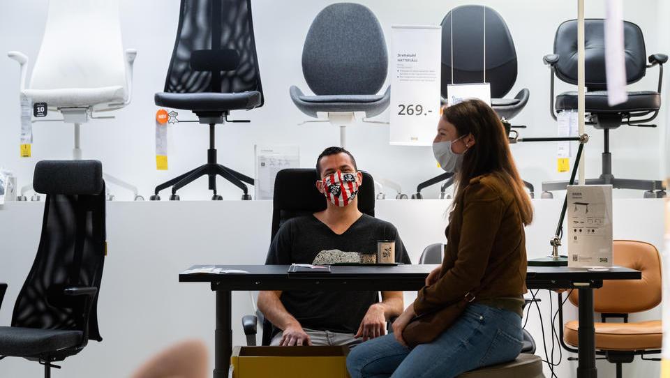 Möbelhändler Ikea erweist sich als immun gegen Corona