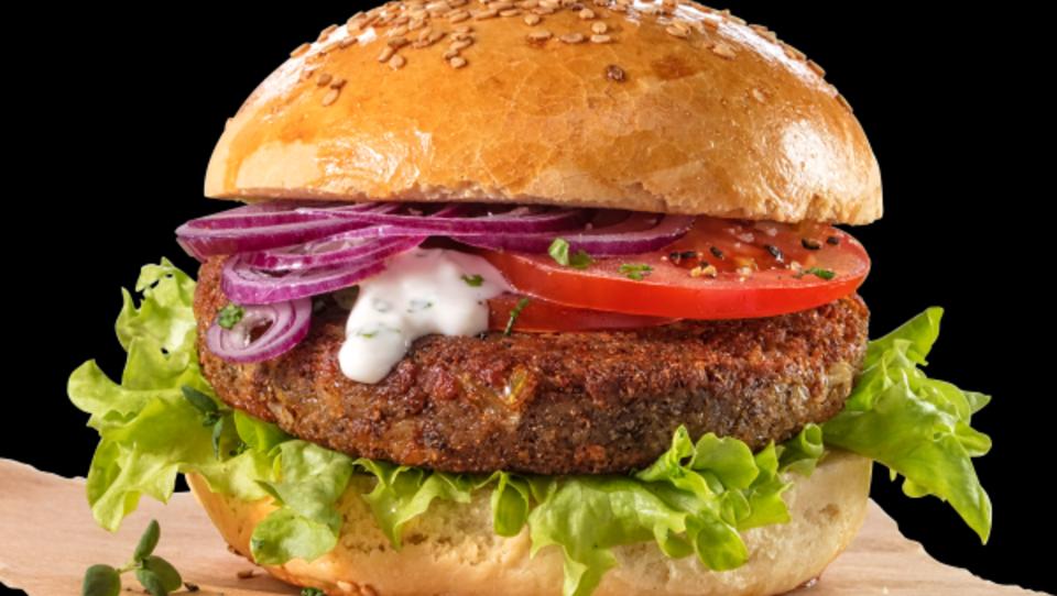 Burgerkette bietet erstmals Insektenburger in Deutschland an
