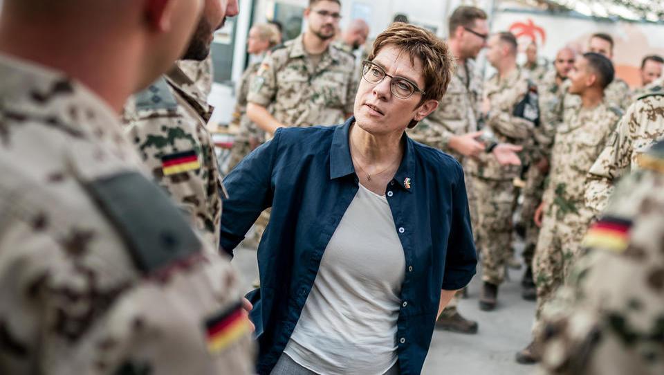 Im Irak sind 3.000 Soldaten aus 19 EU-Staaten stationiert - was wird aus ihnen?