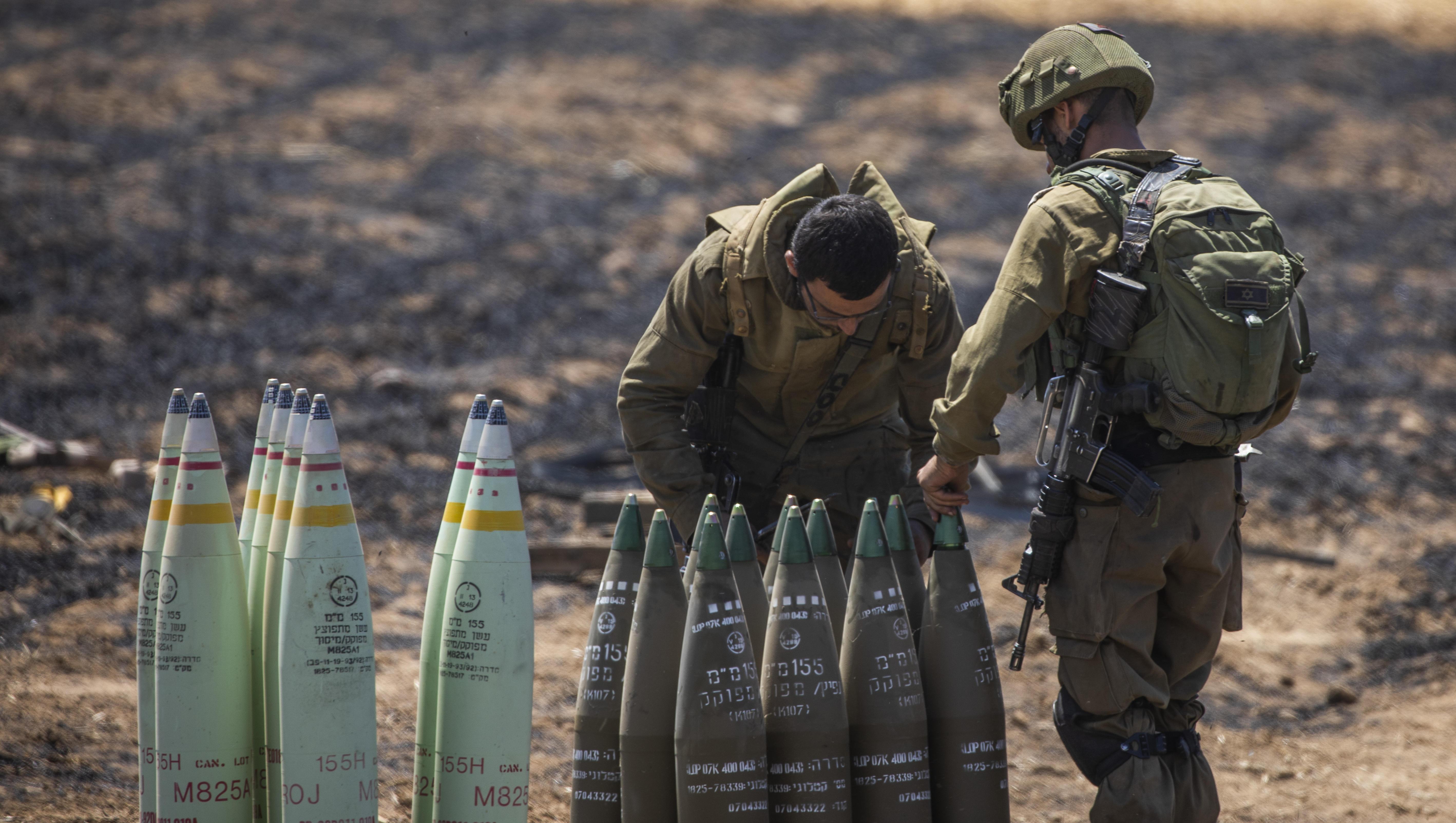 USA starten offiziellen Vermittlungsversuch im Gaza-Konflikt