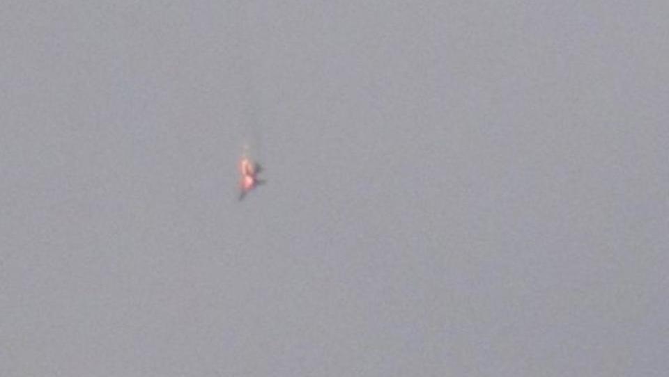 Syrische Armee verliert Flugzeug durch Abschuss