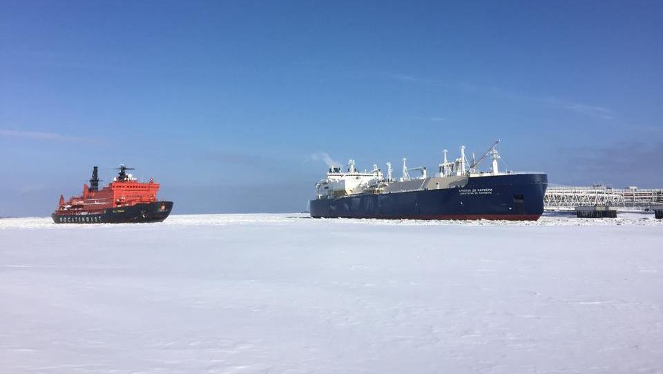 Eiskalter Krieg: Darum geht es im Kampf um die Arktis