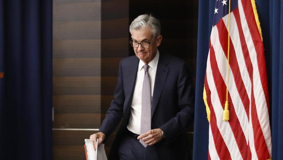 US-Notenbank belässt Leitzins wie erwartet nahe Null