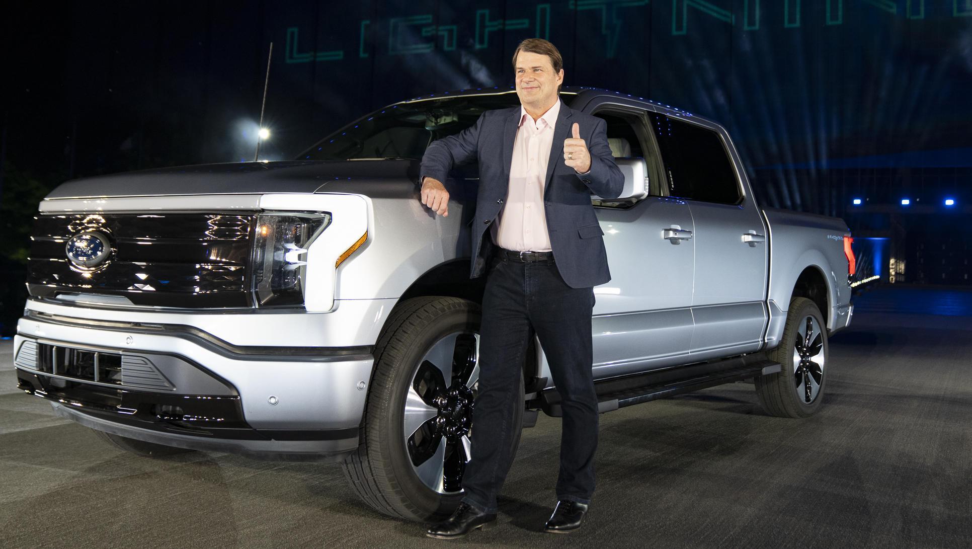 Ford zieht mit, steigert Ausgaben für E-Autos massiv