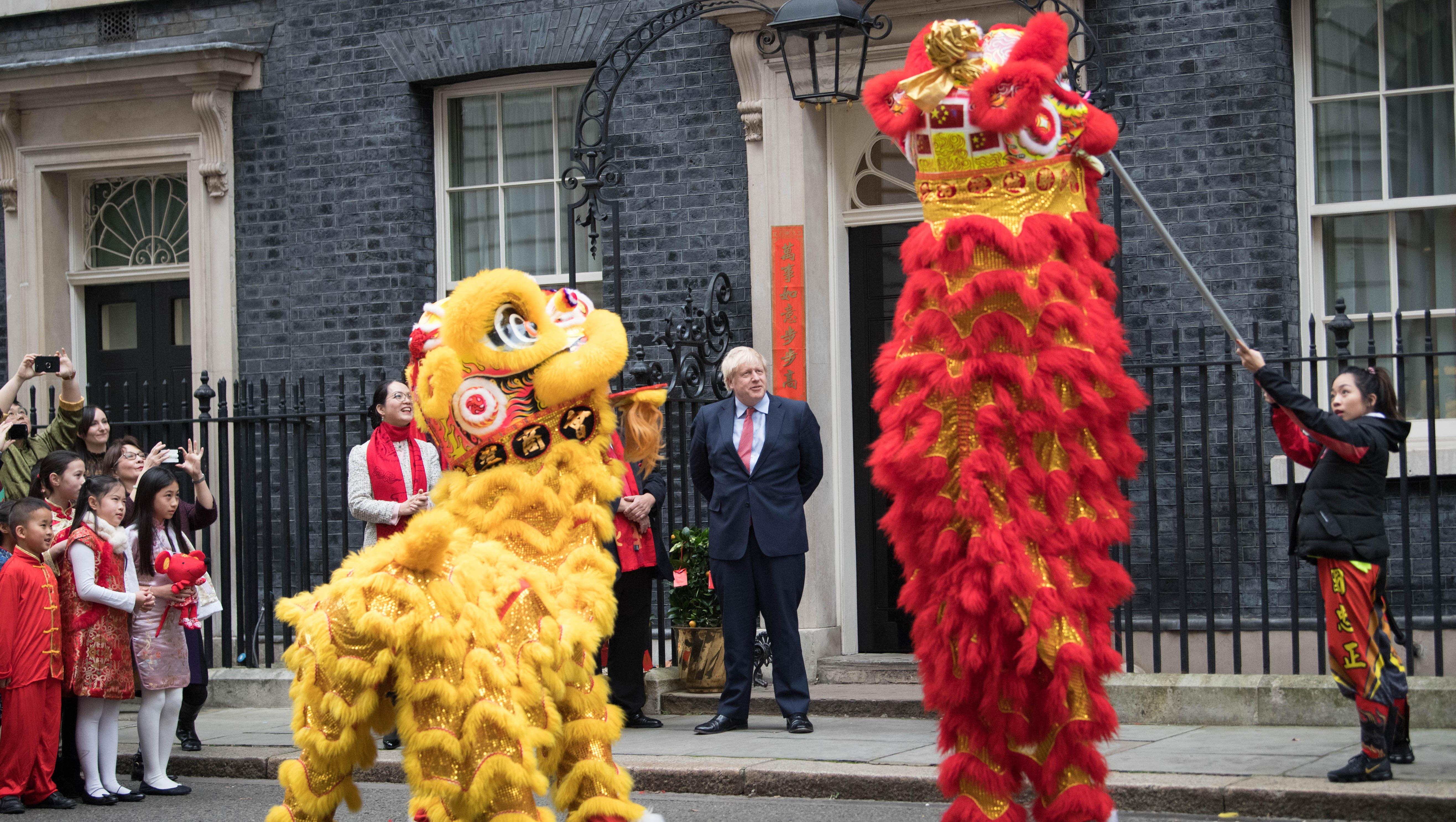 Großbritannien geht auf Konfrontationskurs mit China
