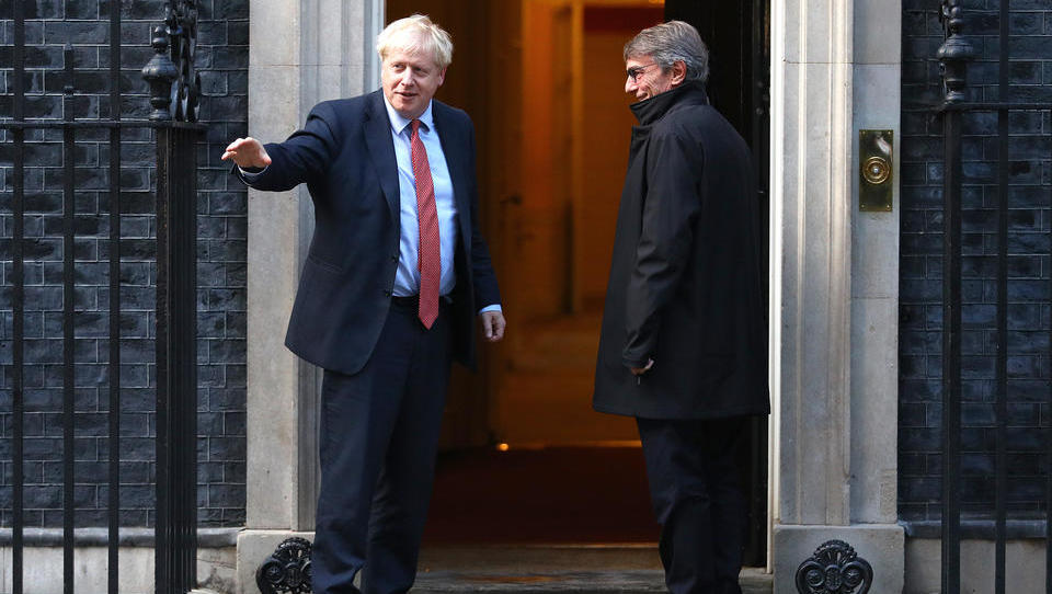 Brexit: Großbritannien im Streit um Irland bereit zu Zugeständnissen