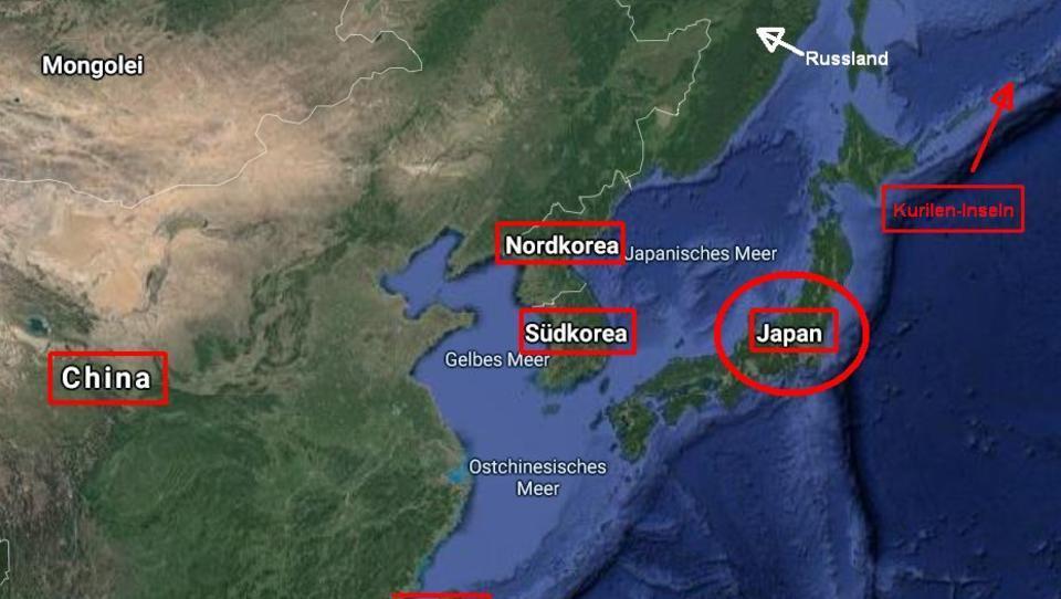 Japans Dilemma: Heikler Balanceakt zwischen zwei Supermächten