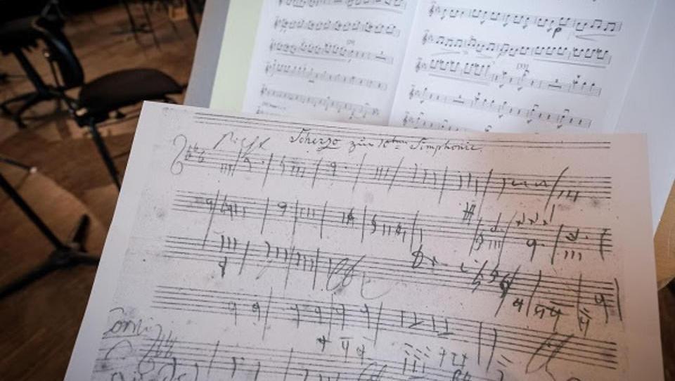 Digitalisierung: Wie eine KI Beethovens