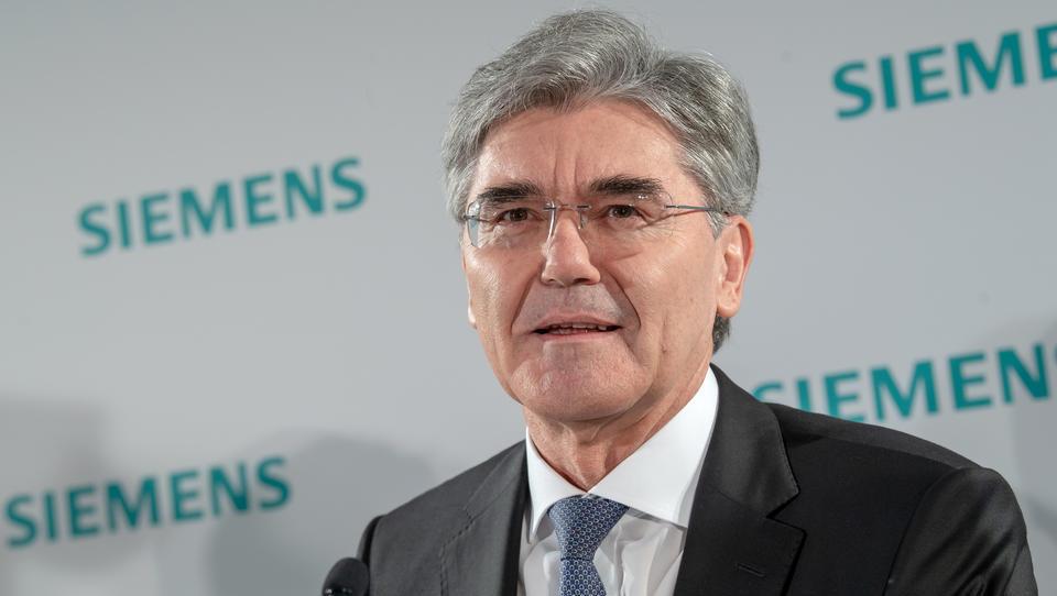 Siemens-Chef Kaeser: China und USA gehen gestärkt aus Corona-Krise