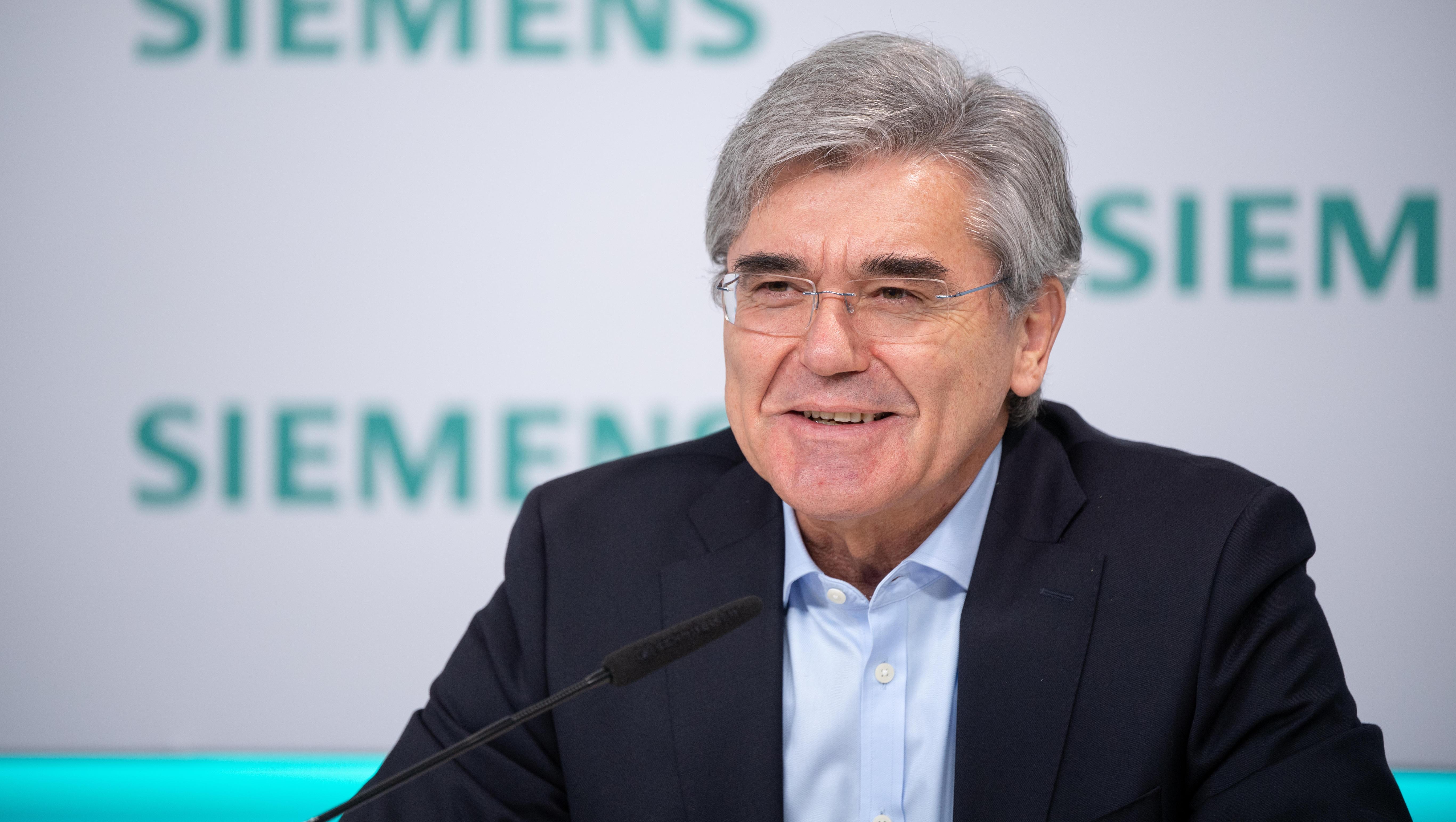 Siemens kommt bisher recht gut durch die Corona-Krise