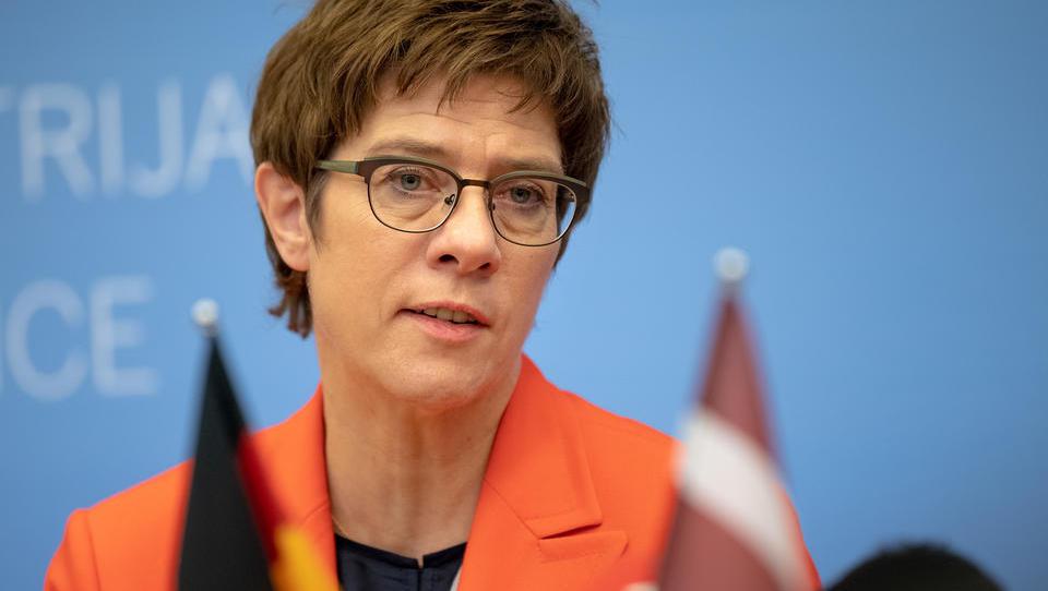 Deutschland ist bereit, mehr Geld zum Nato-Etat beizusteuern