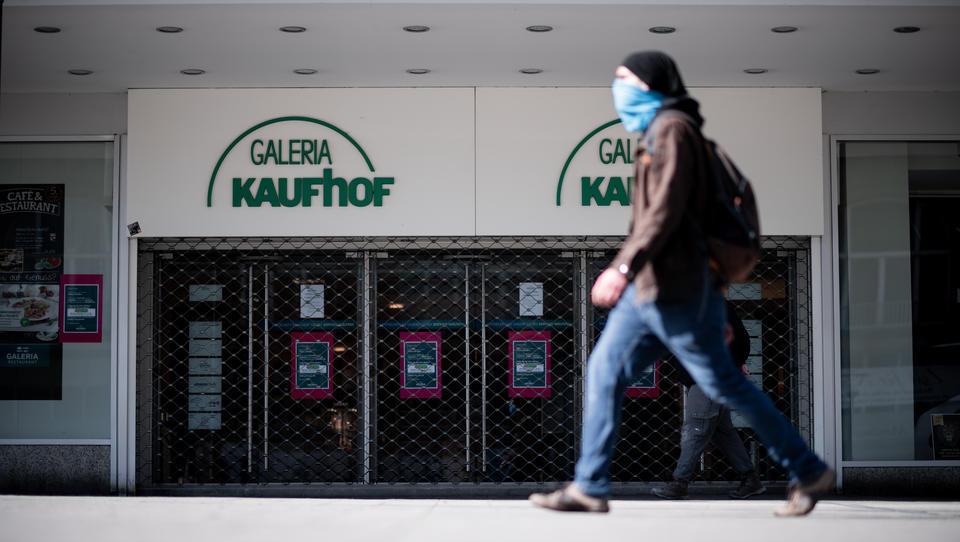 Ein Drittel der Karstadt-Kaufhof-Filialen nicht zu retten