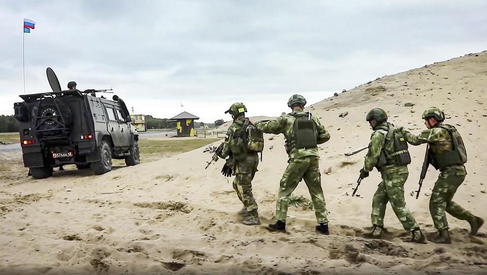 Kaukasus 2020: Russland startet größtes Militärmanöver des Jahres