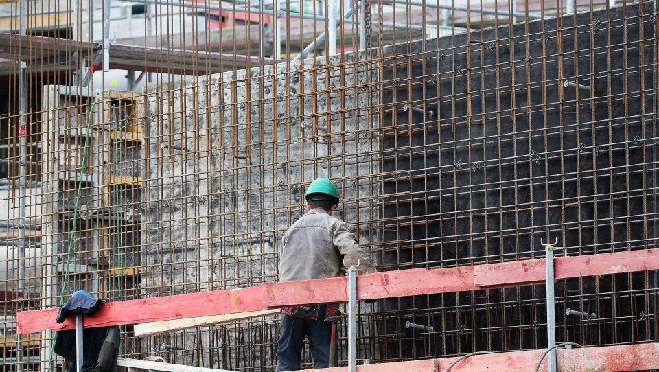 Deutlicher Einbruch bei Baugenehmigungen für Wohnungen