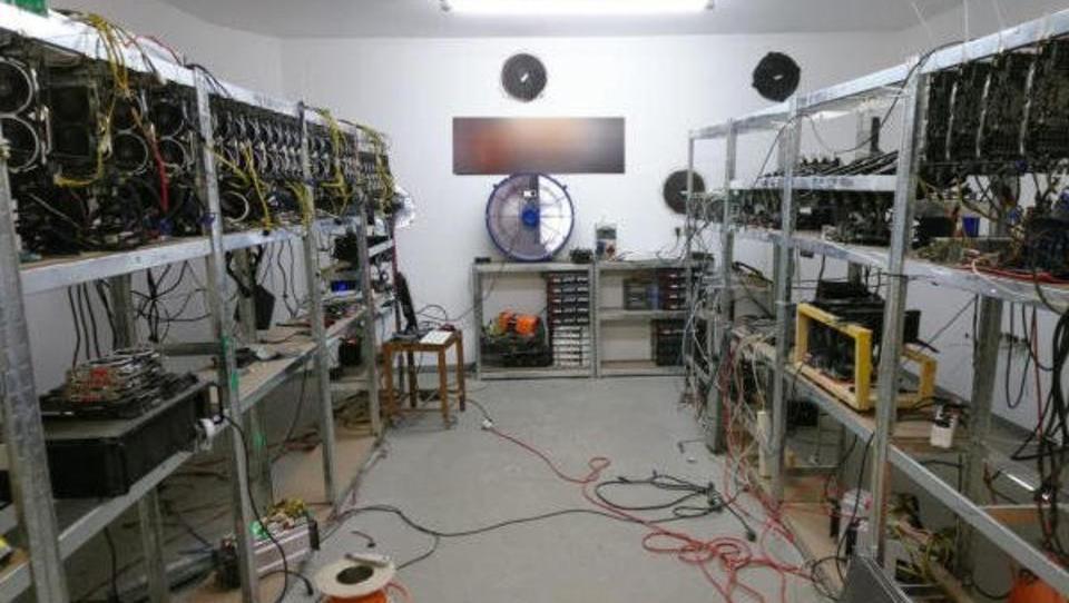 Sachsen: Razzien gegen Stromdiebe zum Bitcoin-Mining