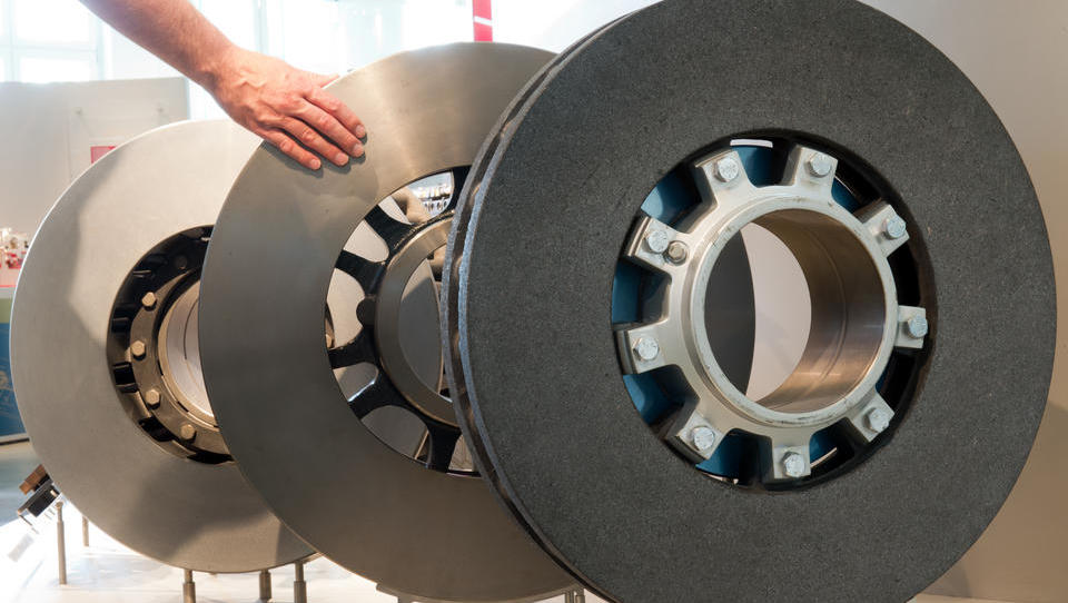 Lkw-Boom treibt Aufgangseingang bei Knorr Bremse auf Rekord