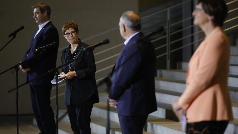 Geplante Wahlrechtsreform droht Bundestagswahl 2021 zu verzerren