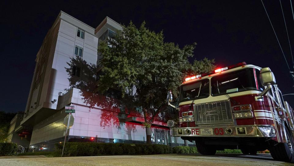 USA fordern China auf, Konsulat in Houston zu schließen