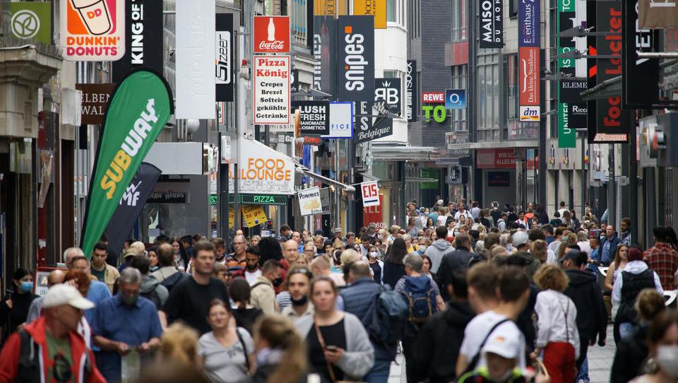 GfK erwartet im Herbst Insolvenzen und mehr Arbeitslose