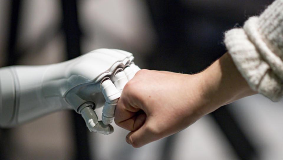 Roboter sollen künftig aufgebrachte Kunden beruhigen
