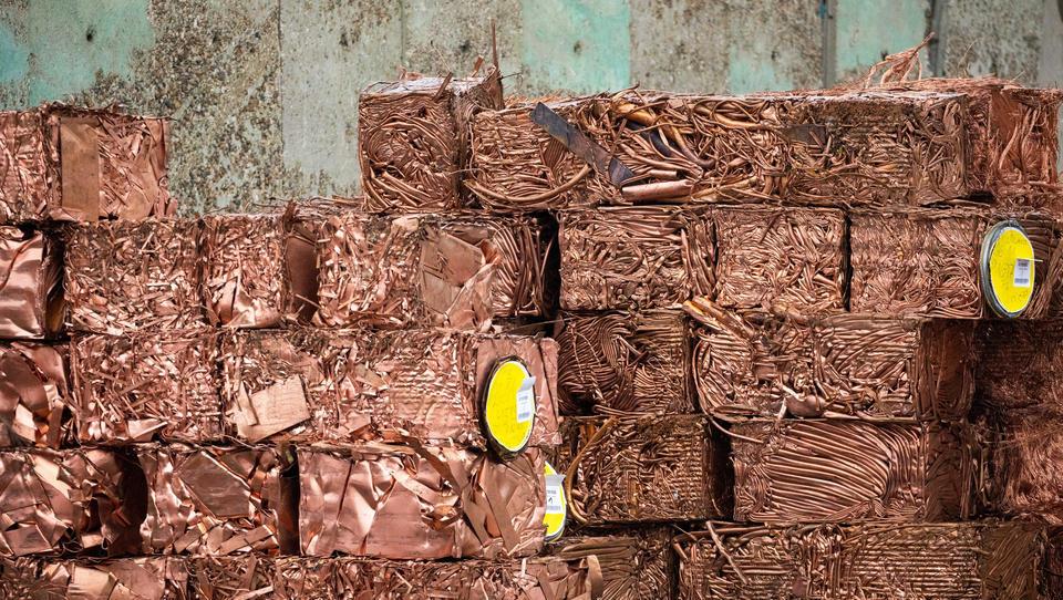 Starke Nachfrage treibt Kupferpreis um 20 Prozent nach oben