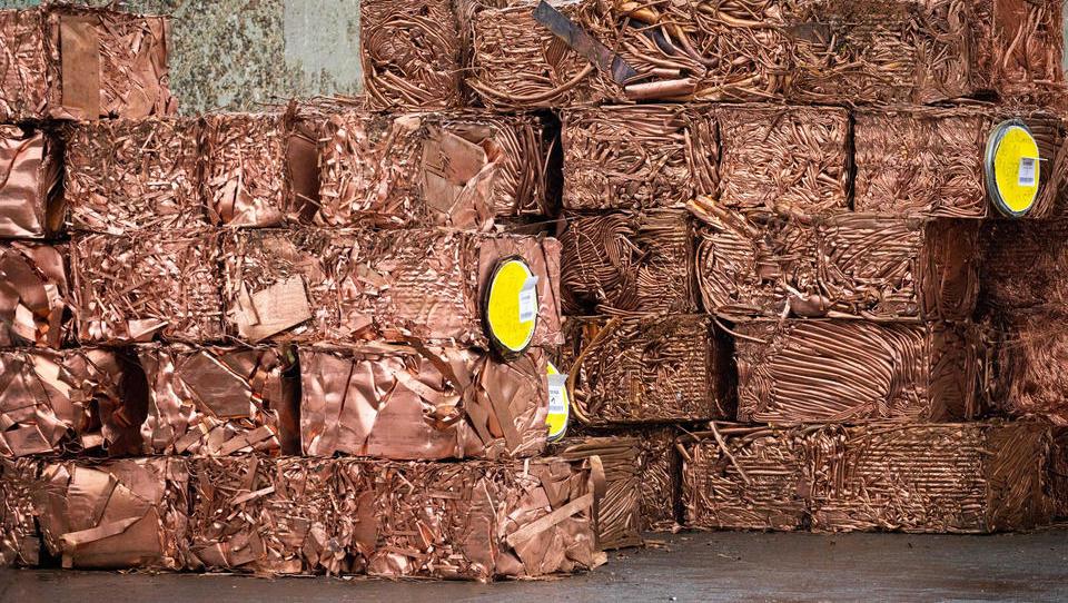Kupfer-Preis steigt wieder deutlich: Ist der Ausverkauf vorbei?