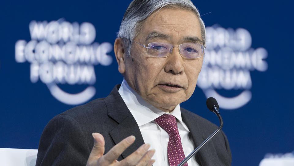 Japans Notenbank hält Zinsen niedrig und betreibt nun auch Klimaschutz