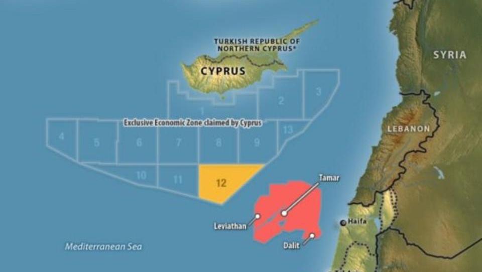 Israel wird mit US-Hilfe zur Erdgas-Großmacht