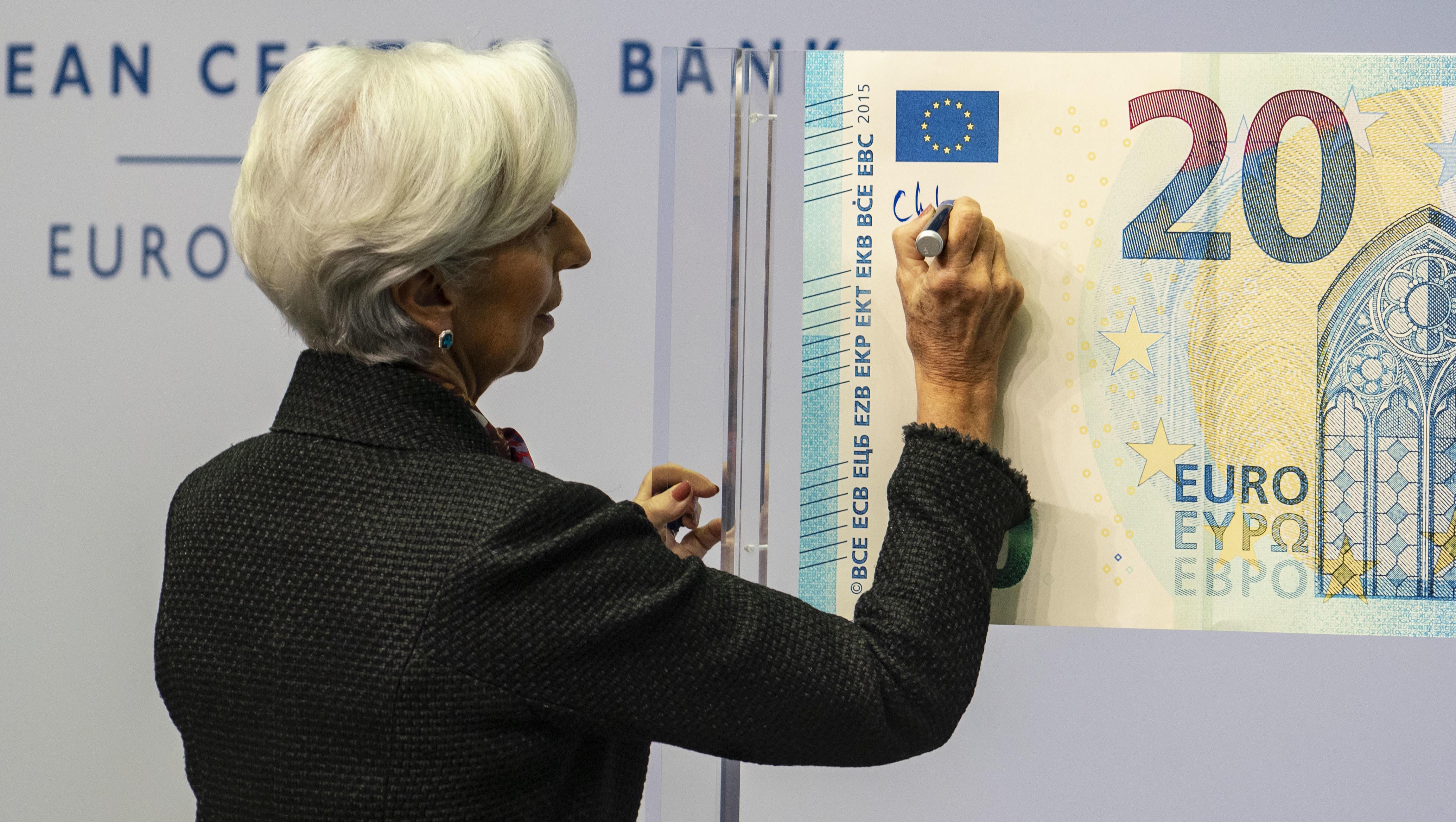 EZB-Chefin Lagarde treibt digitale Zentralbankwährung als Bargeld-Ersatz voran