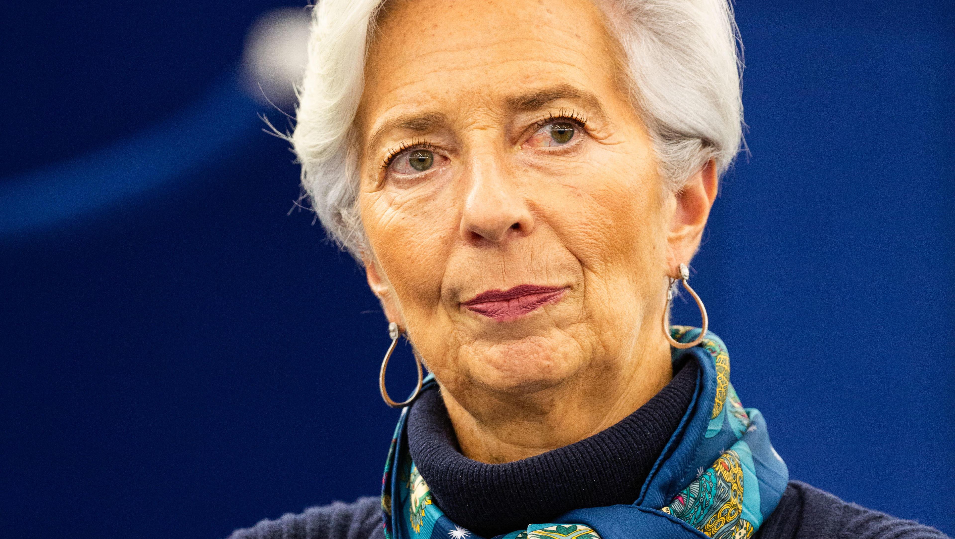 EZB druckt zusätzliche 750 Milliarden Euro für umfassende neue Anleihe-Käufe