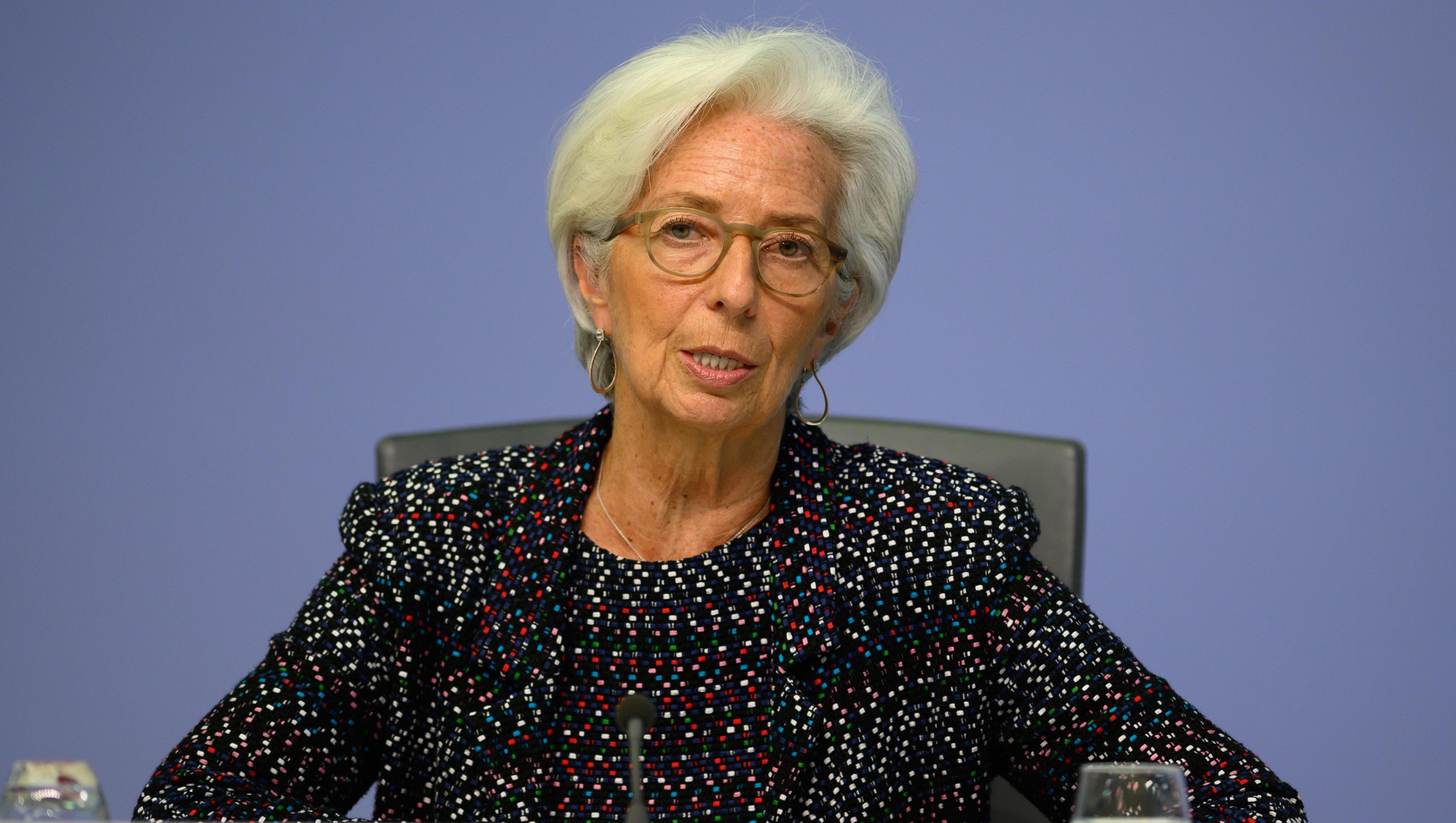 Lagarde: Deutsche Bundesbank muss Urteil aus Karlsruhe ignorieren