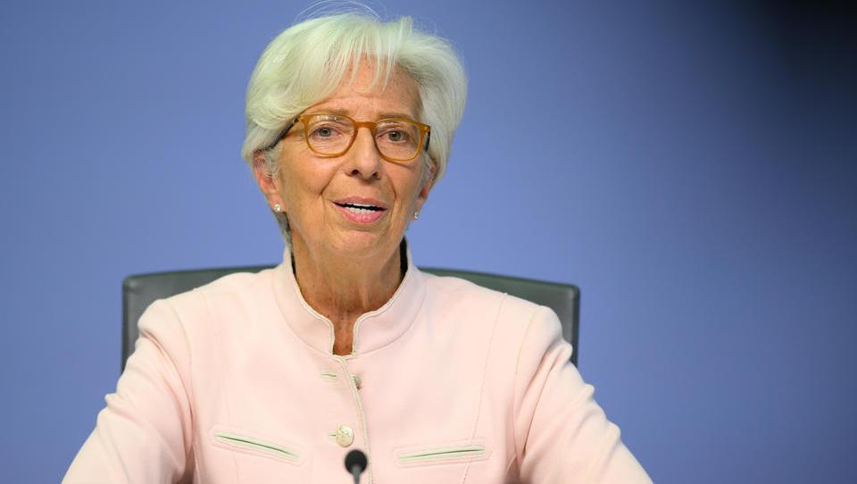 EZB-Chefin Lagarde unzufrieden mit EU-Wiederaufbaufonds