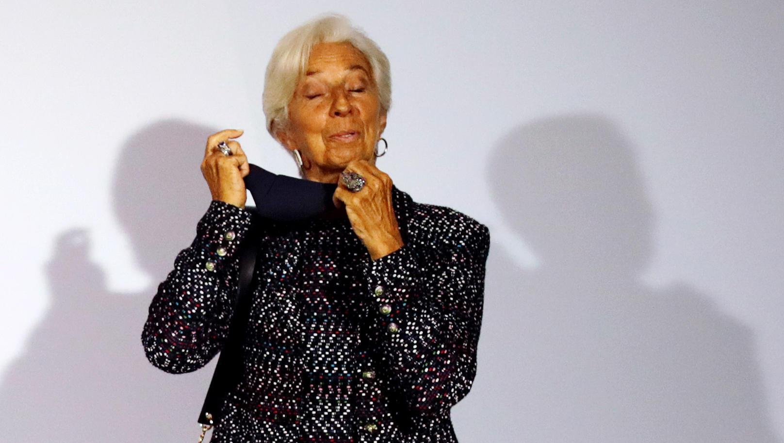 EZB versorgt Banken mit neuem Geldregen - zu negativen Zinsen