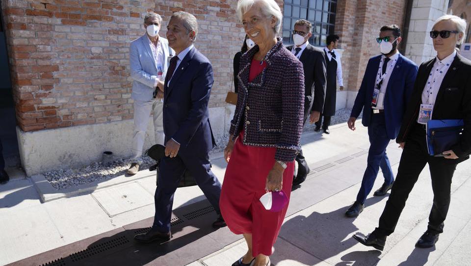 EZB-Präsidentin Lagarde deutet Änderungen bei Wertpapierkäufen an