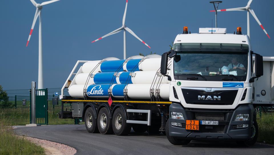 Linde baut in Sachsen-Anhalt größte Wasserstoff-Anlage der Welt