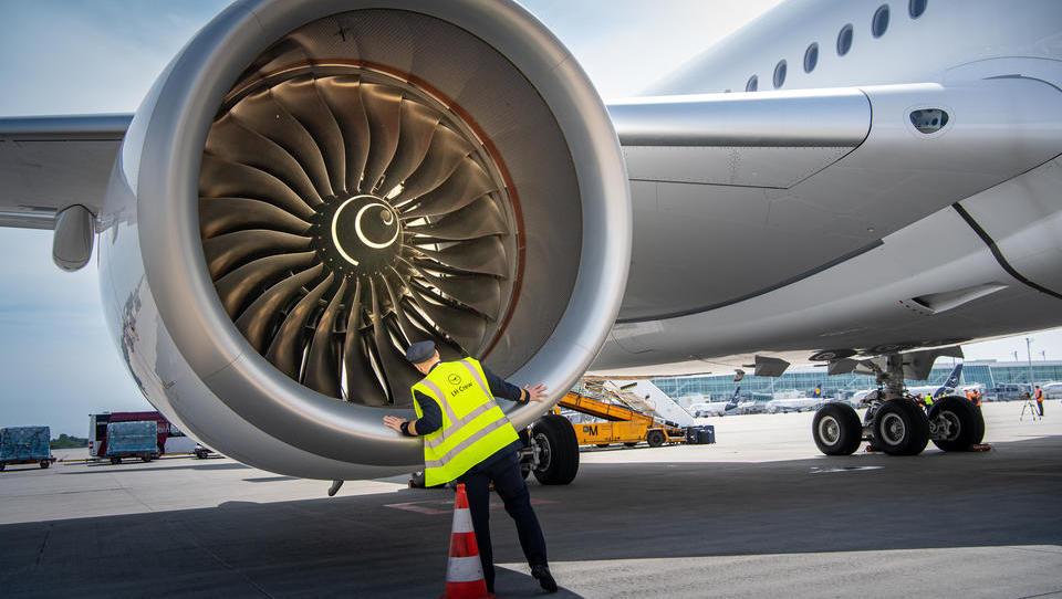 Lufthansa will 22.000 Stellen streichen