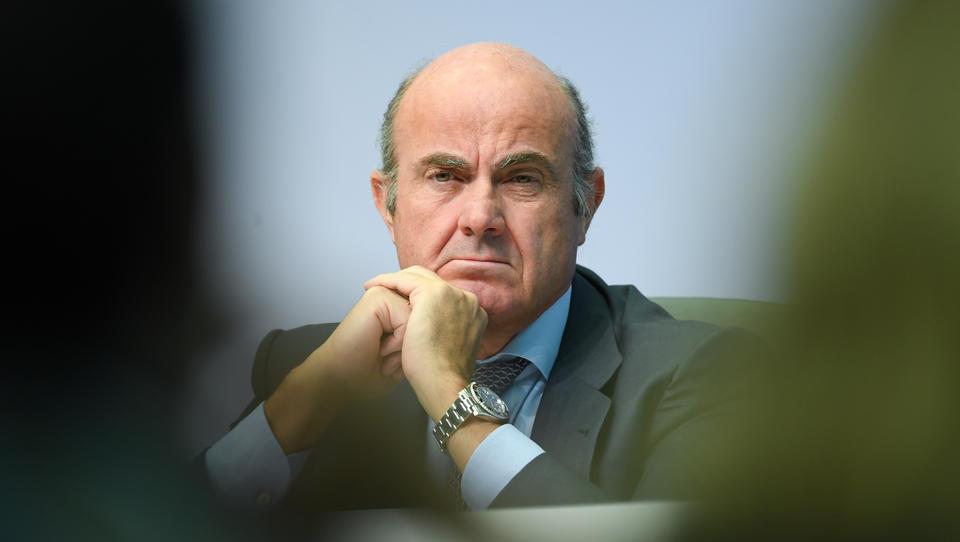 EZB will für Spanien dieses Jahr 120 Milliarden Euro drucken