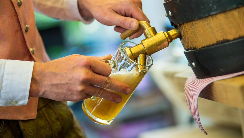 Stadt München verhängt Alkoholverbot gegen Corona