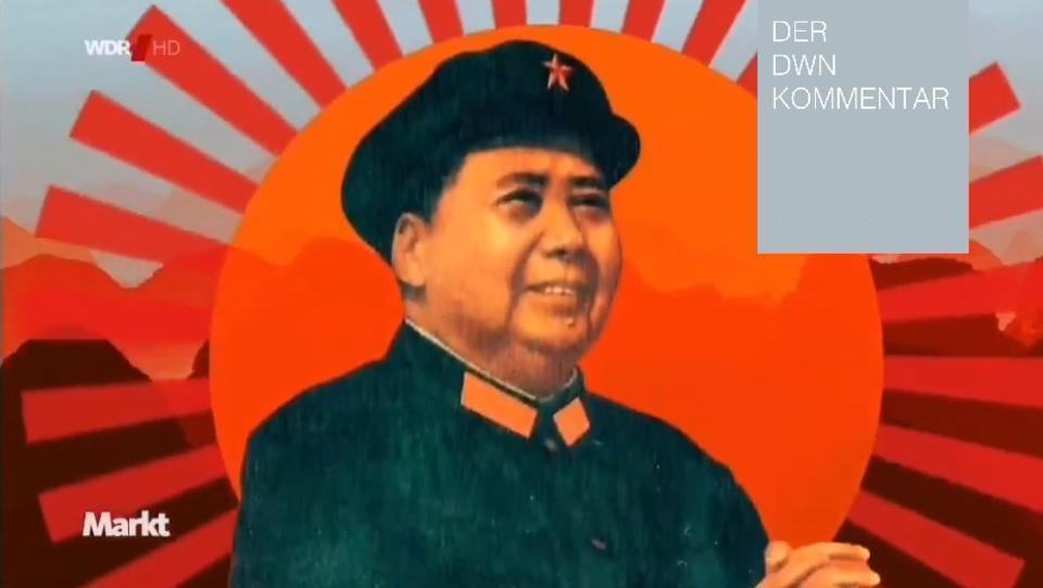 """Kommunistische Propaganda: Der WDR lobt Mao für seinen """"Weitblick"""""""