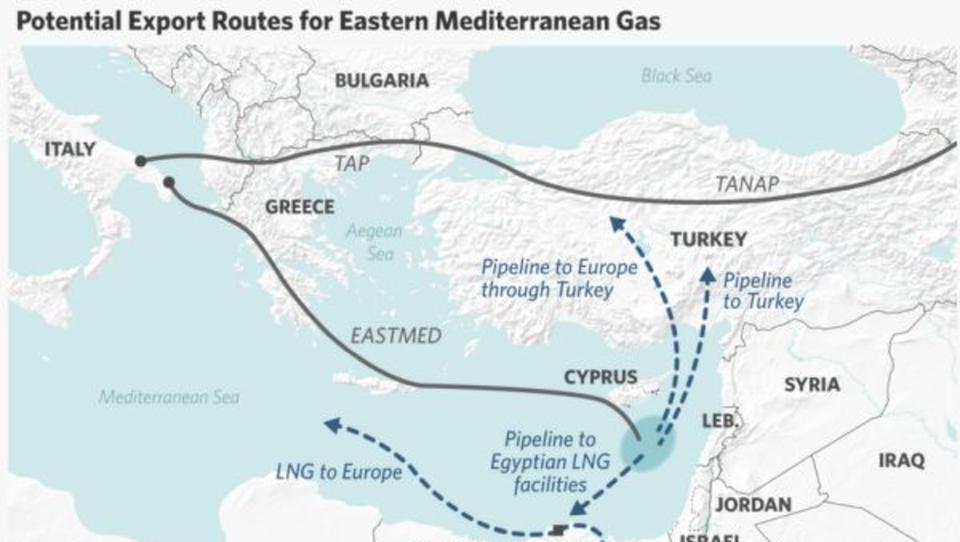 Spannungen zwischen Türkei und Griechenland steigen