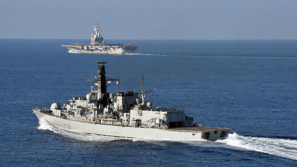 Großbritannien entsendet weiteres Kriegsschiff in den Persischen Golf