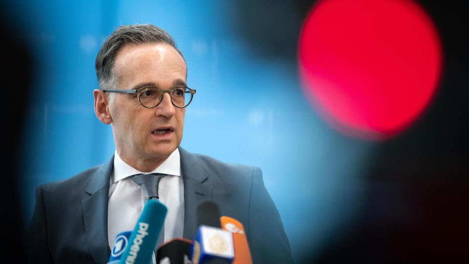 Maas startet Rückholaktion für im Ausland festsitzende Deutsche