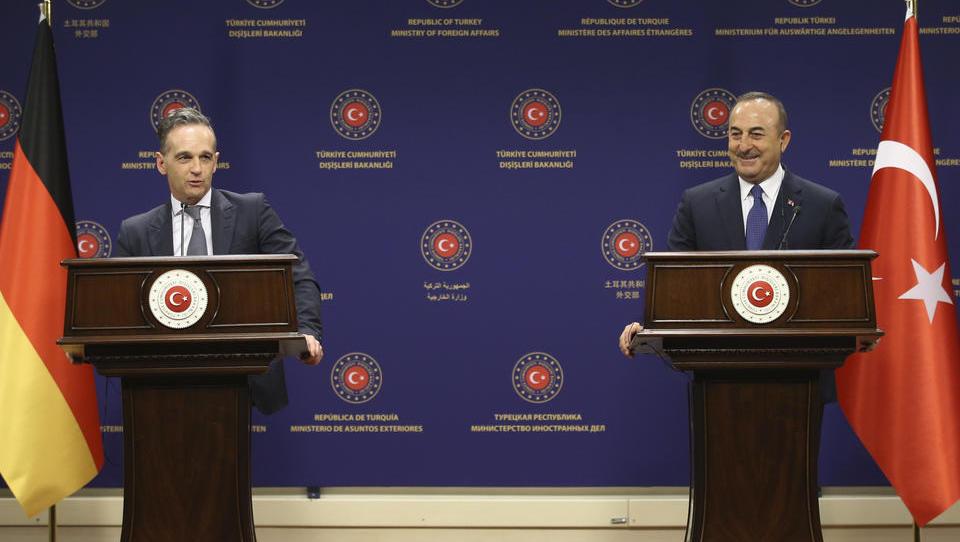 EU legt Sanktionspläne gegen Türkei auf Eis