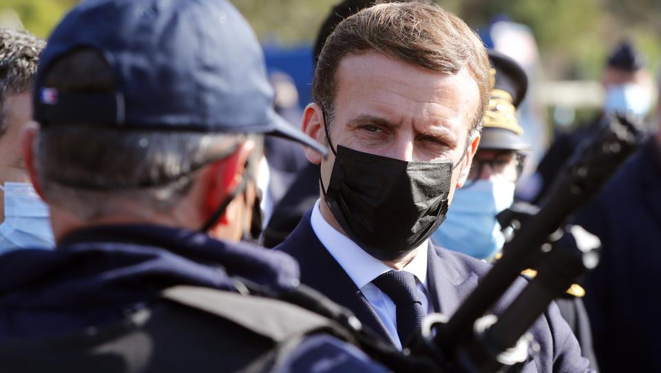 In Afrika: Macron wirft Russland und Türkei Stimmungsmache gegen Frankreich vor