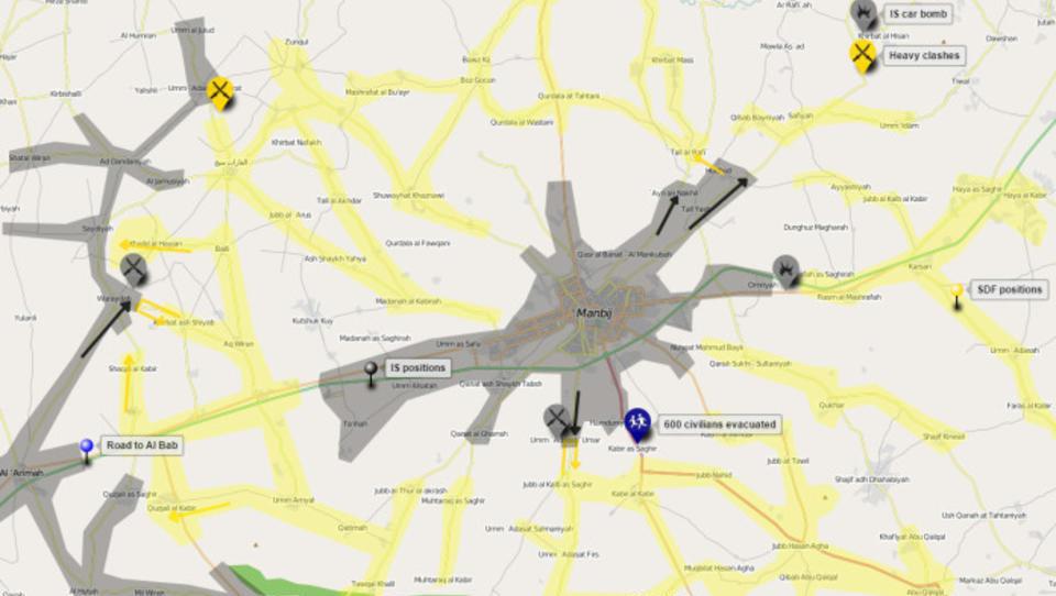 Russland: Frankreich errichtet Militär-Stützpunkt in Syrien