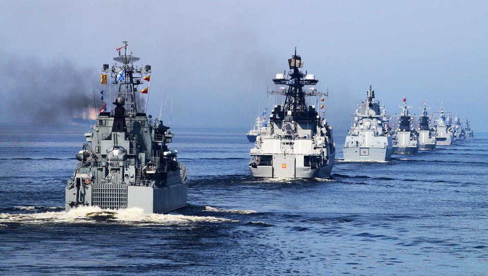 Krim-Besuch: Putin kündigt Ausbau der russischen Kriegsflotte an