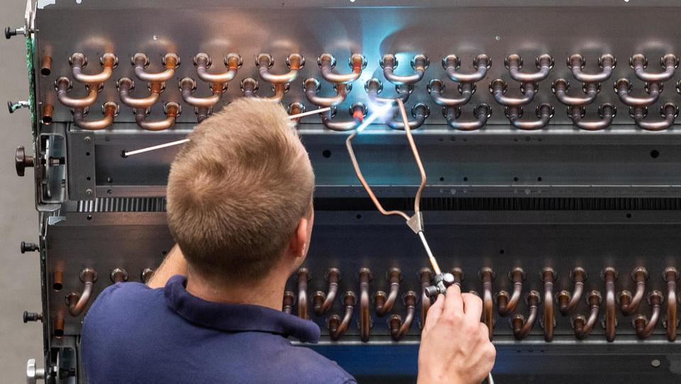 Studie: Chinas Maschinenbauer hängen deutsche Konkurrenz deutlich ab